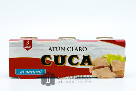 ATUN CUCA PACK-3 RO-70 NATURAL
