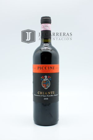 CHIANTI PICCINI BOTELLA NORMAL 75 CL D.O.C.G.