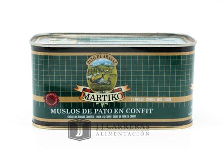 Foie de Pato Martiko Confit Pato Martiko 2p
