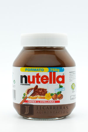 NUTELLA BOTE 825 GR