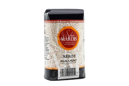 ARROZ REDONDO EXTRA SELEC MARDIS 1KG BAHIA