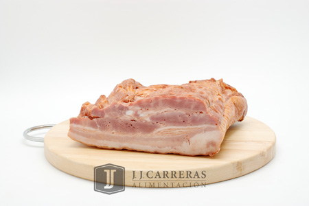BACON AH. NATURAL MITADES c/ternilla +1,8kg