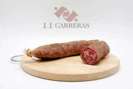 CARN I XUA ARTESANA J.J. CARRERAS piezas más de 325gr