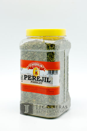 PEREJIL HOJAS 150GR. CHIQUILIN