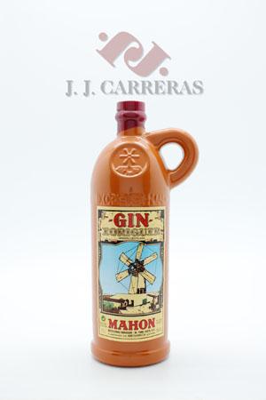 GIN Xoriguer botella imitacion ceramica 70cl