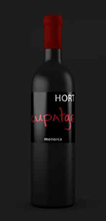 HORT TINTO CUPATGE 2014 75CL.